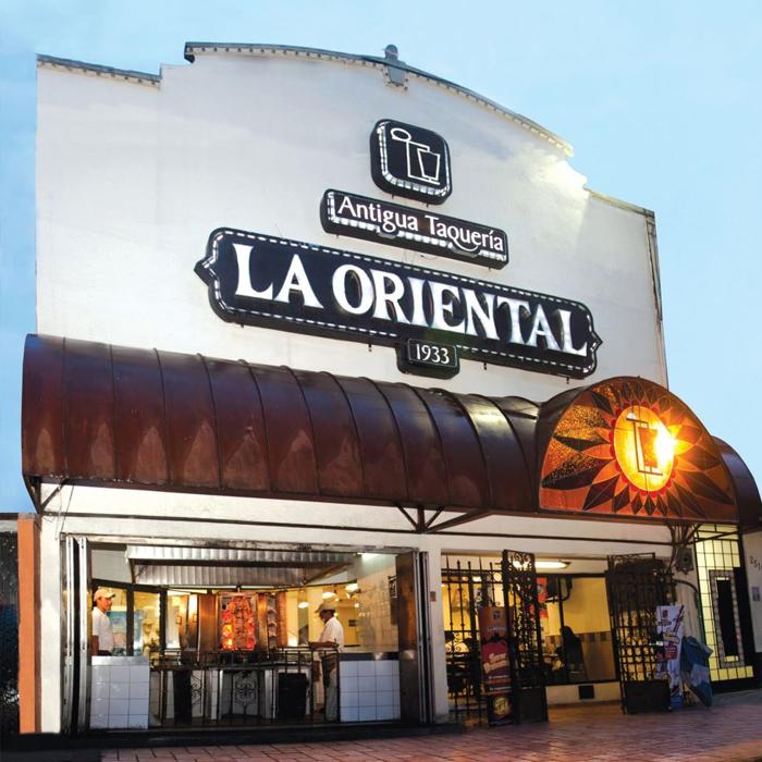 Taquería la Oriental | Dónde comer en Puebla de Zaragoza
